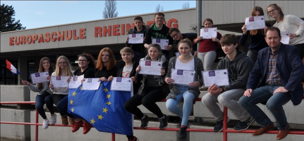 europaschule niederlande