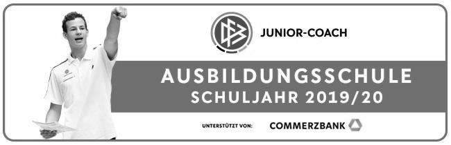 Ausbildungsschule JC Banner quer 1920bw